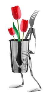 Flower Mark - portafiori