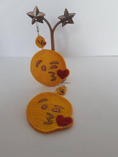 Orecchini Smile: Kiss