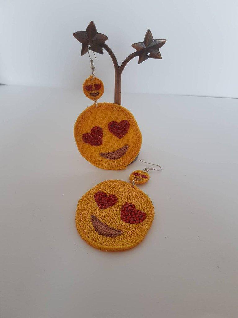 Orecchini in pizzo  Smile:Loove
