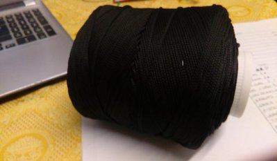 cordino thai effetto seta nero