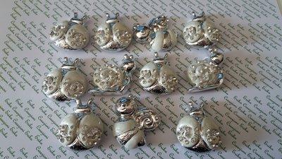 offerta animaletti con magneti in silver