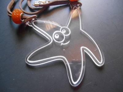 collana ciondolo stella marina