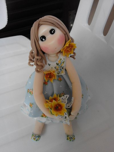 Lucrezia, bamboline bomboniere
