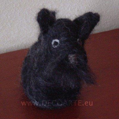 Cane Terrier scozzese nero