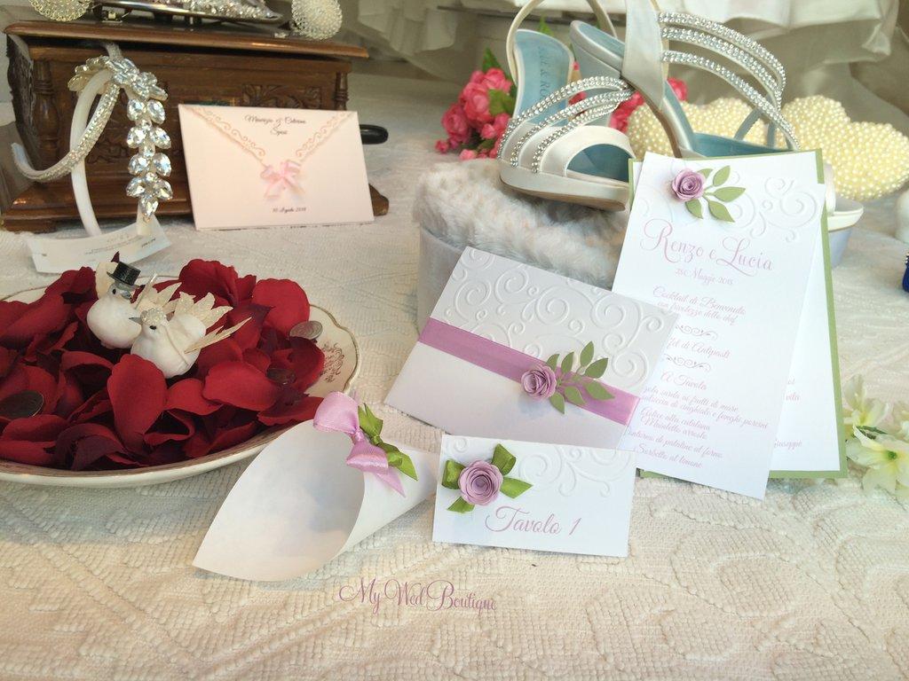 Wedding Suite elegante  - Rose