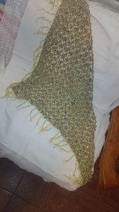 scialle cotone tipo kefia
