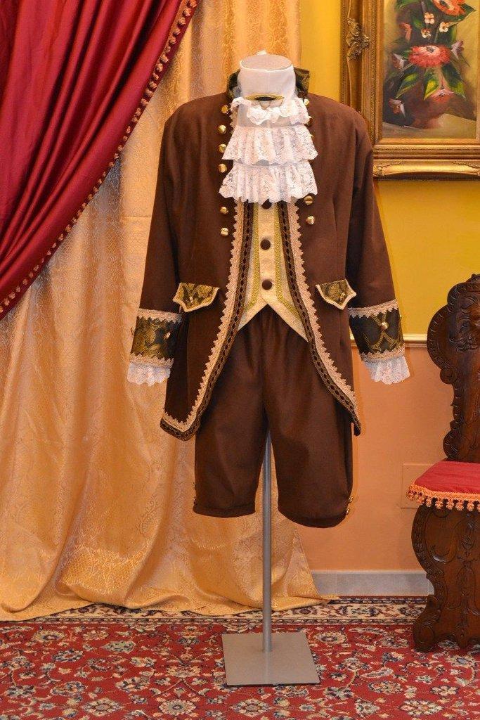 Abito d'Epoca Costume Storico Stile 1700