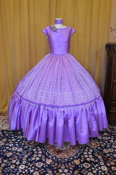 Abito d'Epoca Costume Stile 1800