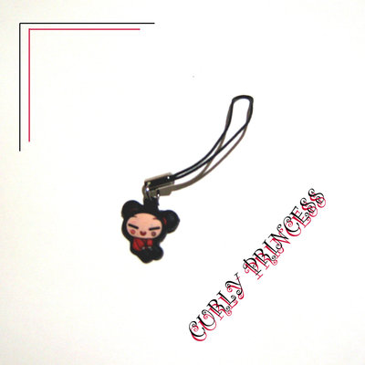 PUCCA strap phone straphone