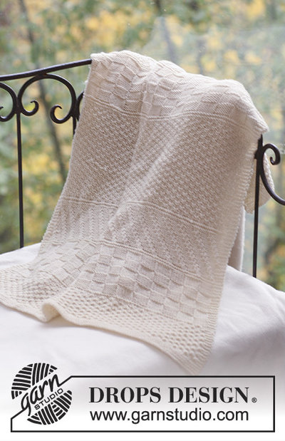 Copertina neonato lana 100% irrestringibile