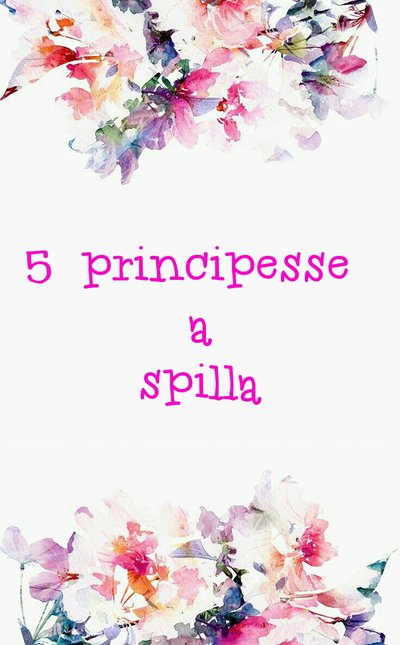 Inserzione riservata principesse spilla
