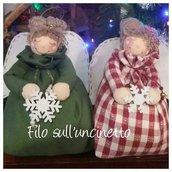 Gli angioletti di Natale