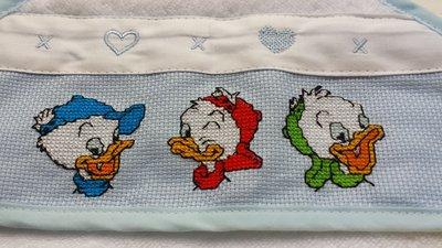 Accappatoio neonato personalizzabile ricamo punto croce for Ricamo punto croce bambini