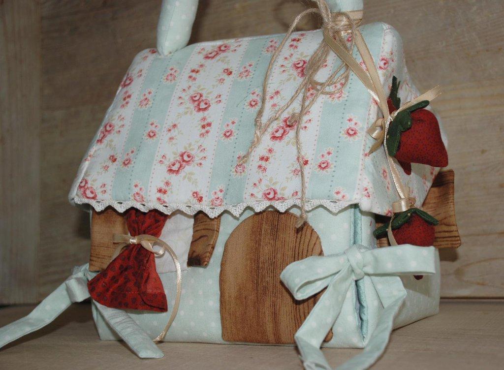 Casetta beauty porta trucchi