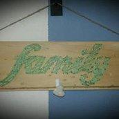 porta foto FAMILY