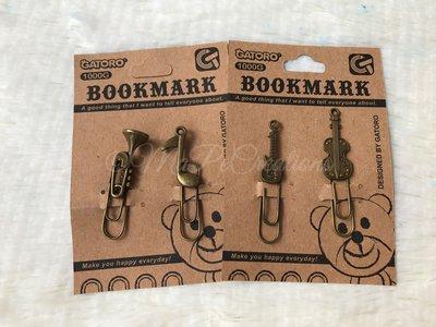 Clip/Bookmark Strumenti Musicali