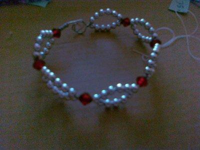bracciale con perline
