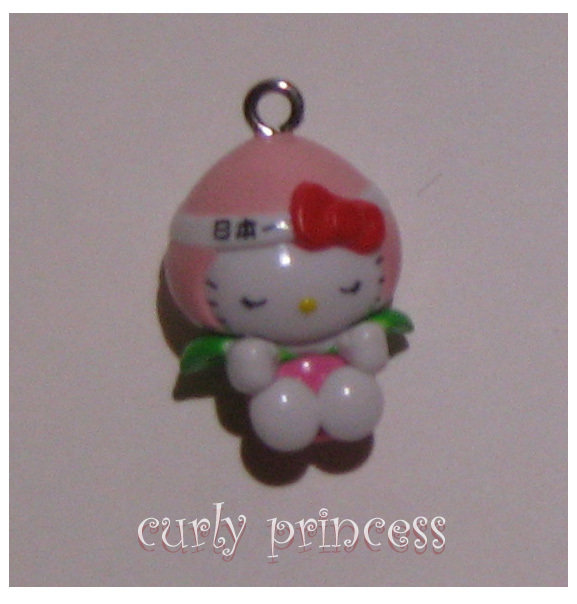 HELLO KITTY cavolo cabbage charm