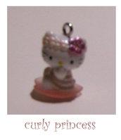 HELLO KITTY ninfea charm
