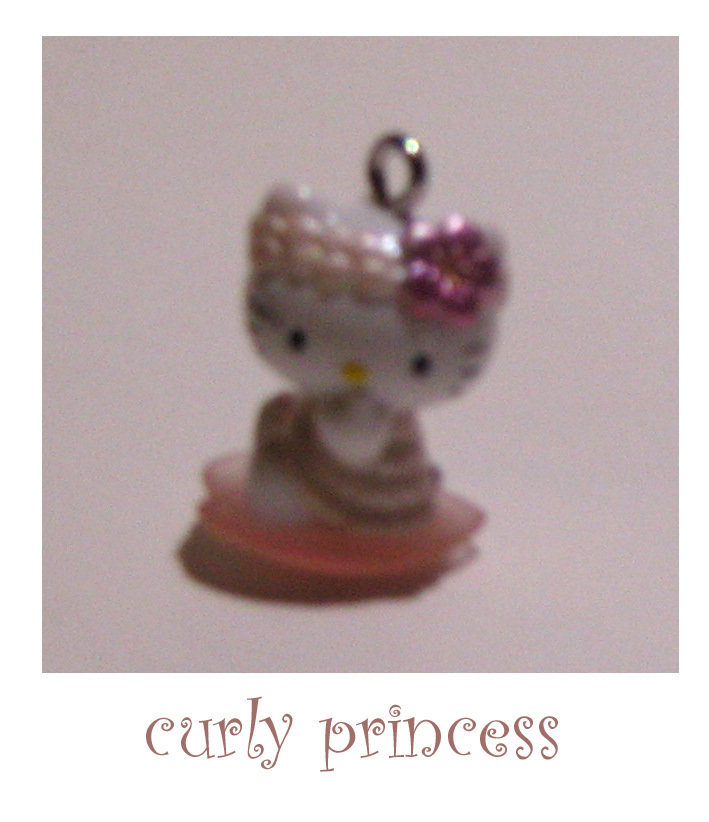 HELLO KITTY ninfea charm