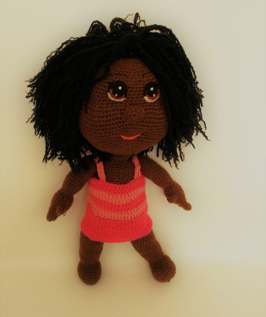 Bambola afro bikini