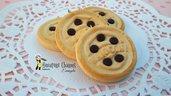 Biscotto fimo ciondolo charm pendente cibo  materiali per creare