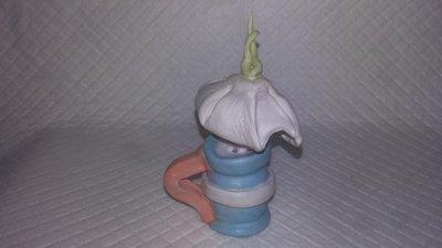 oggetto speciale opera bellissima fiore invenzione artigianale eseguita completamente e mano