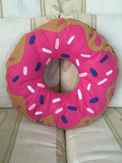 Cuscino decorativo Donut