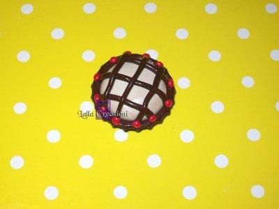 calamita crostata cioccolata