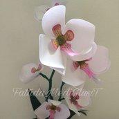 Centrotavola Orchidea Carta