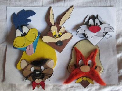 Segnalibro ad angolo personaggi cartoni animati ultimi pezzi