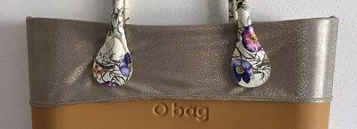 *comunica la dimensione della fascia* bordo per obag standard o mini in lycra brillante