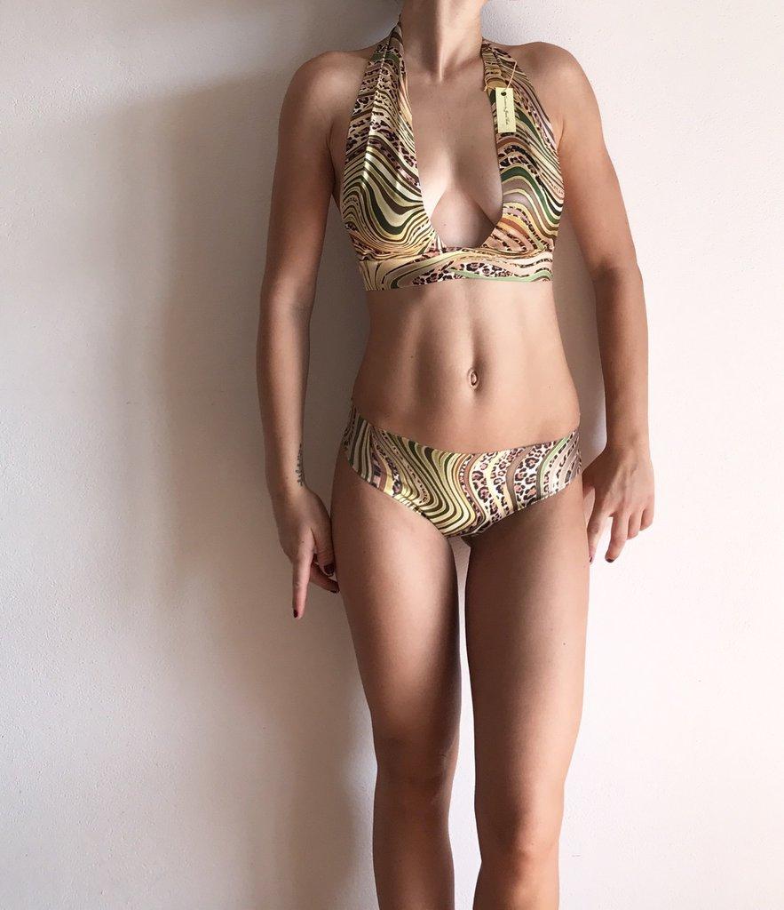 Costume da bagno tipo marilyn taglia unica brasiliana e triangolo