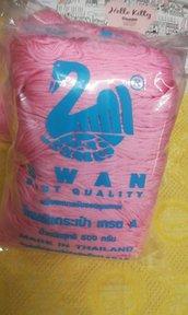 cordino swan made in thailandia rosa