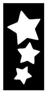 Stencil per Tattoo Glitter 04