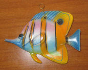 Marina Di Ragusa porcellana pesce