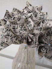 Fiori di carta music and notes