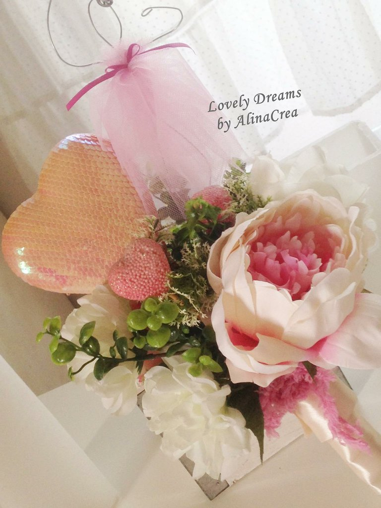 Bouquet Romantico Chic