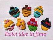 Calamita cupcake principesse