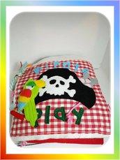 """""""Il Pirata"""" Quiet Book"""