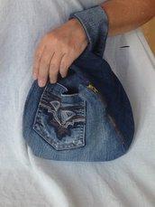 Borsa giapponese jeans