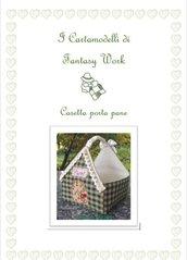 CARTAMODELLO CASETTA PORTA PANE versione in PDF