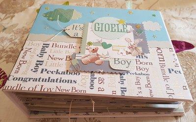 Maxi Album Bebè con copertina rigida