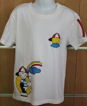 Maglietta per bambini TG. 6-9 anni