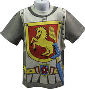 T-shirt Medioevale tg. 3-4 anni