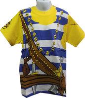 T-shirt Pirata tg. 4-6 anni