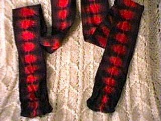collant / leggings di COTONE modello VERTEBRA DI DINOSAURO
