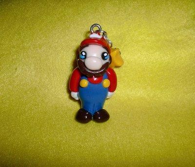 Portachiavi Super Mario