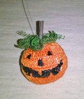 Zucca decorativa per Halloween