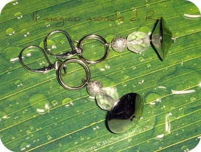 Orecchini Crystal